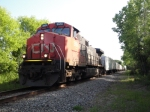 CN 2651 with Train 144